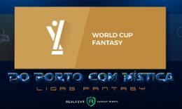 Ligas DPcM FIFA World Cup Rússia 2018