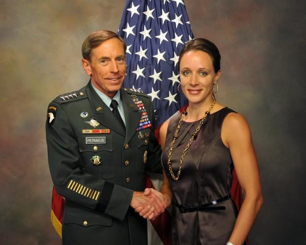 Nude? (David Petraeus Affair) Update: Paula Broadwell's Husband
