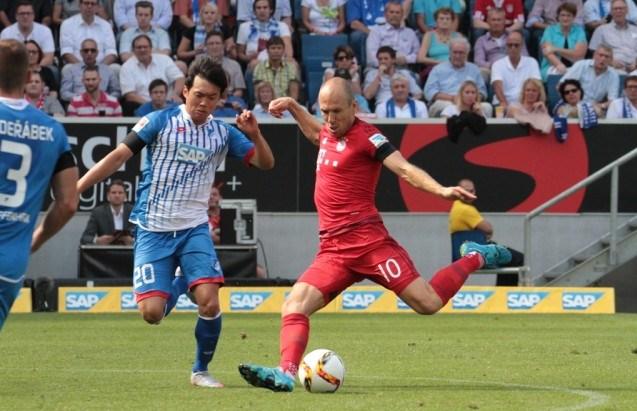 Bayern Munich vs Hoffenheim German Bundesliga