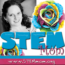 STEM Mom Logo