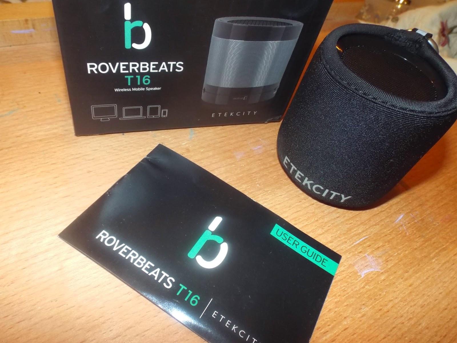 EtekCity Roverbeats speaker