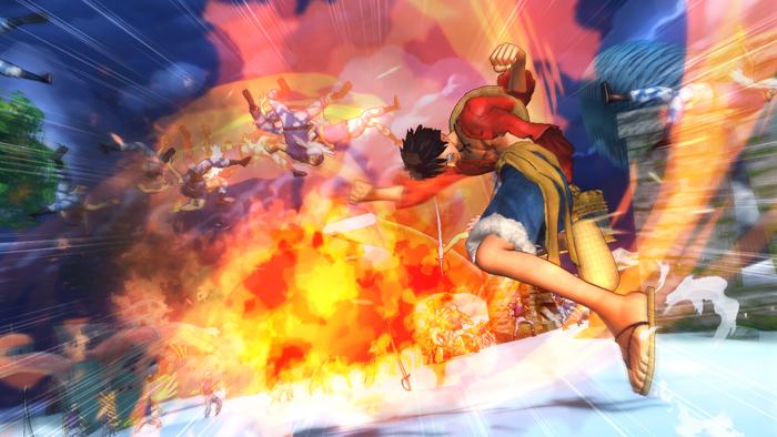 One Piece Pirate Warriors 2 - Screenshots