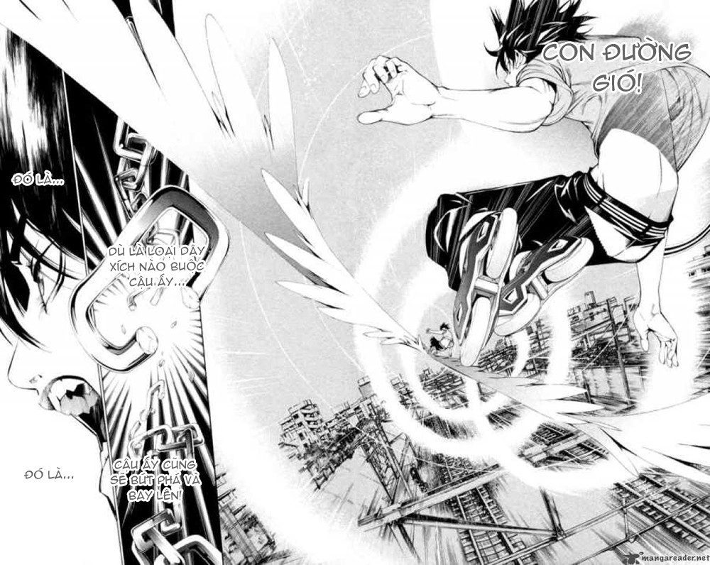 Air Gear Chap 134