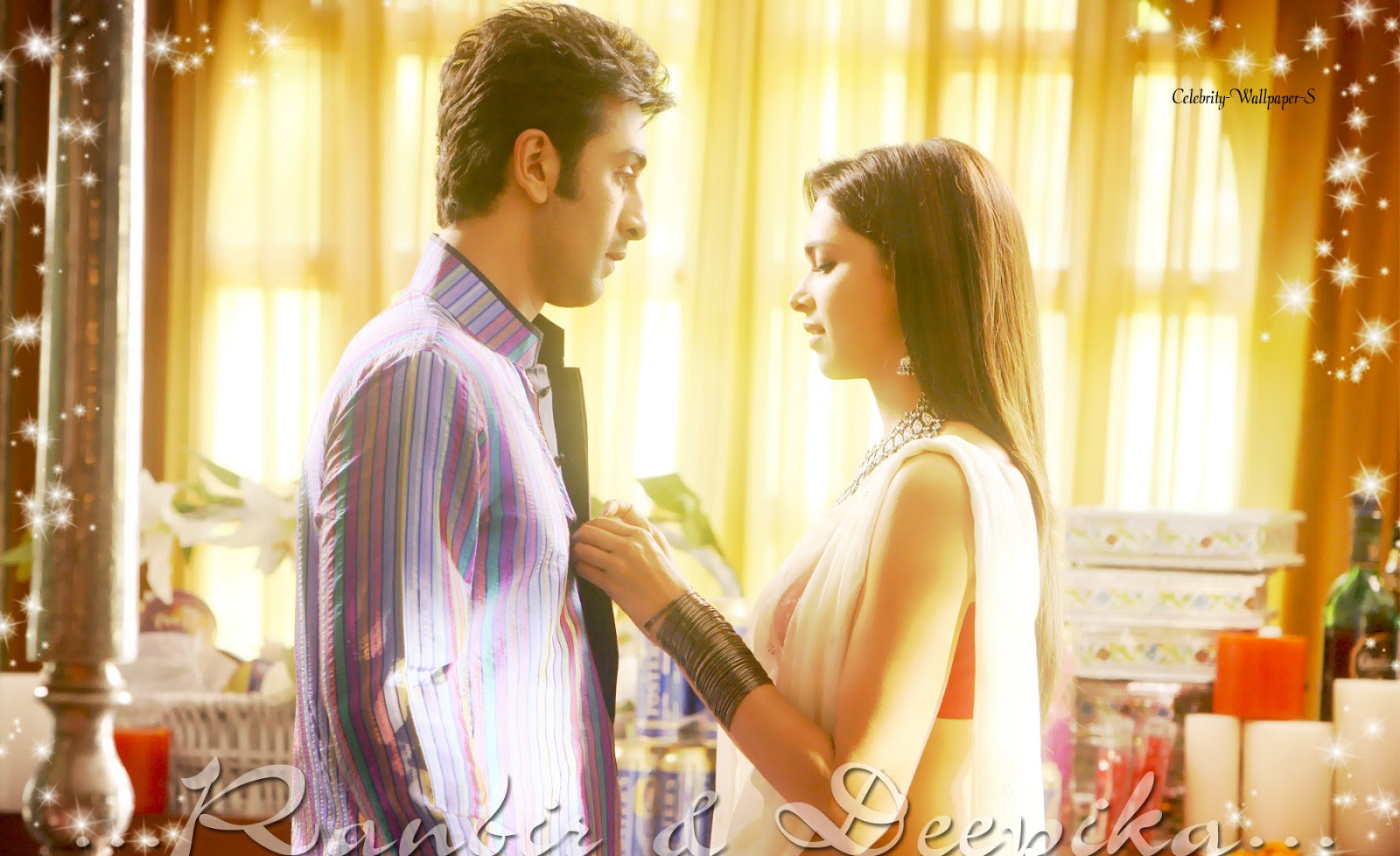 Ranbir And Deepika In Yeh Jawani Hai Deewani Wallpaper ...