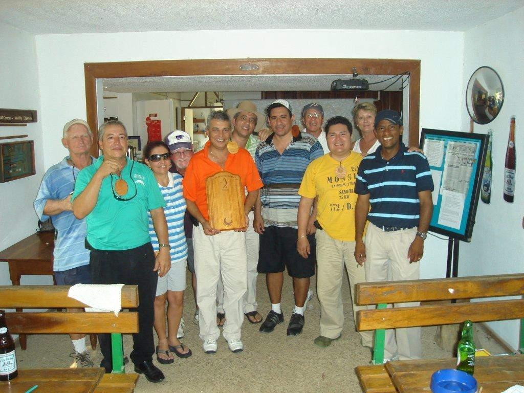 Belize Golf World Cup Results - May 14th 2011