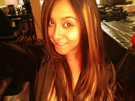 Snooki no makeup