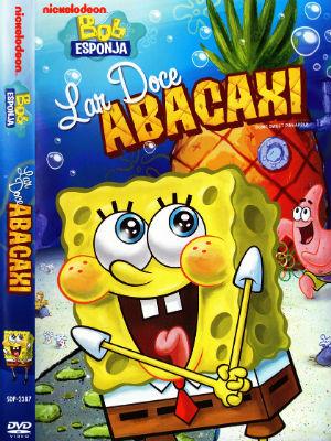 Bob Esponja - Lar Doce Abacaxi DVD-R  Dual Áudio