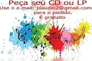 PEÇA SEU CD OU LP