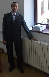 Aspecte de la susţinerea tezei de doctorat, 24 sept. 2012...