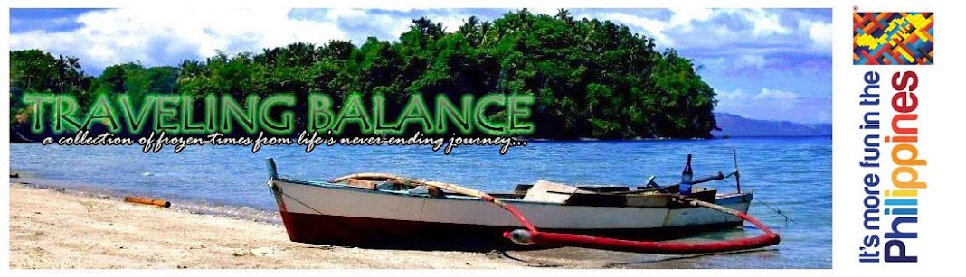 TRAVELING BALANCE
