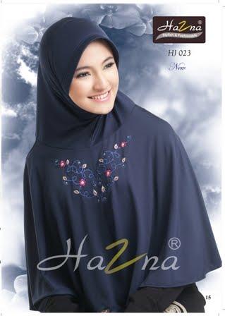 Jilbab Hazna HJ 023 Online