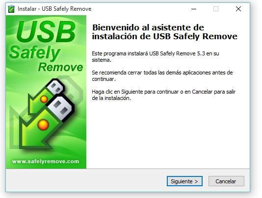 USB Safely Remove 5.3.8 Full Español