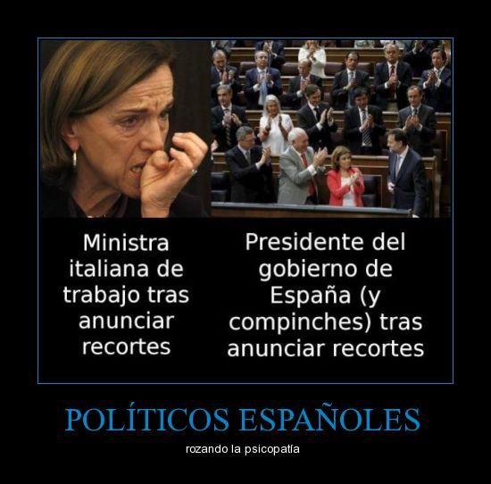 *  Justicia y otras cosas  * CR_689273_politicos_espantildeoles