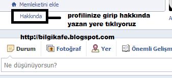 Facebook beğeni hilesi 2013