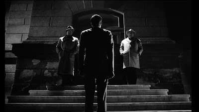 Orson Welles. The Trial final scene