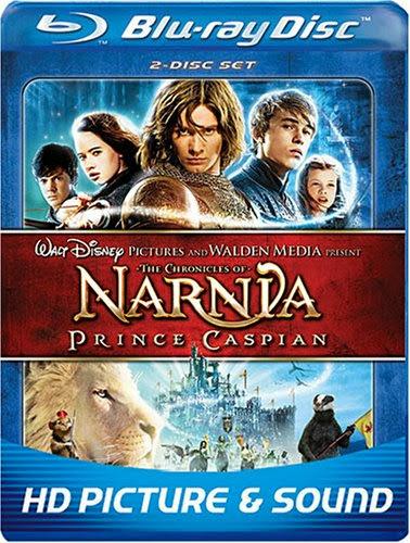 The Chronicles of Narnia 2 Prince Caspian 2008 BRRip Hindi Dubbed Dual Audio 300mb