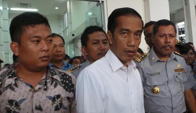 revolusiilmiah.com - Presiden Jokowi