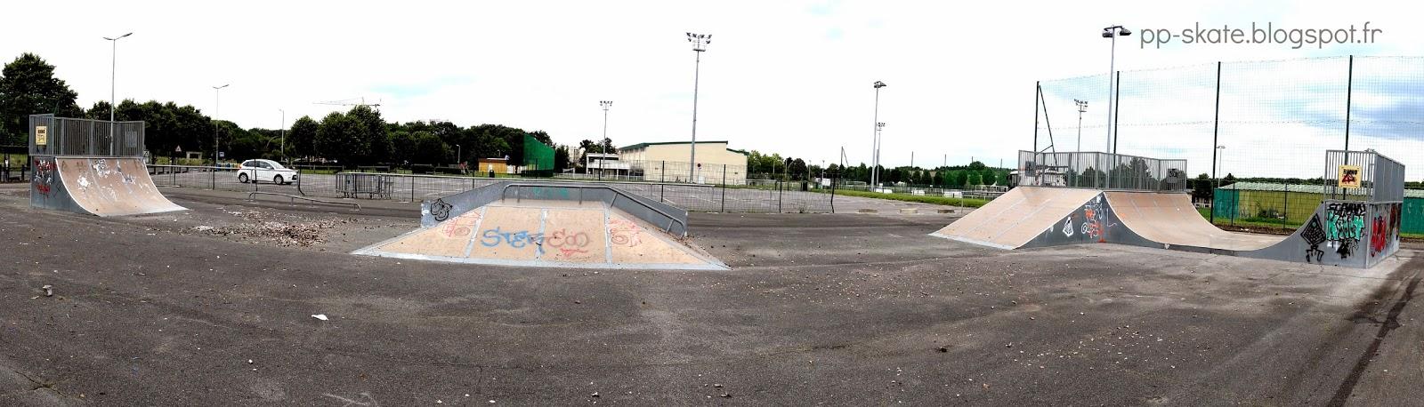 skatepark fleury merogis