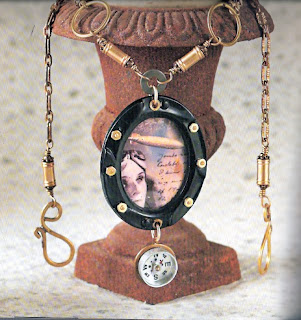 Steampunk Aviatrix Necklace