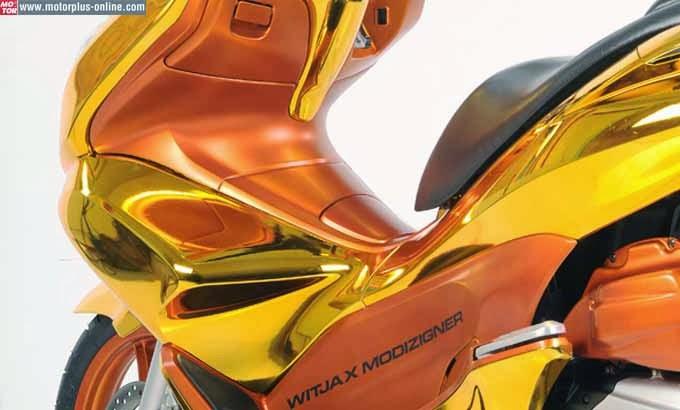 Foto Modifikasi Honda PCX 150 Minimalis Keren Terbaru 2014