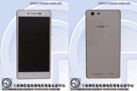 Oppo R-8207 menampakan diri di situs sertifikasi Cina