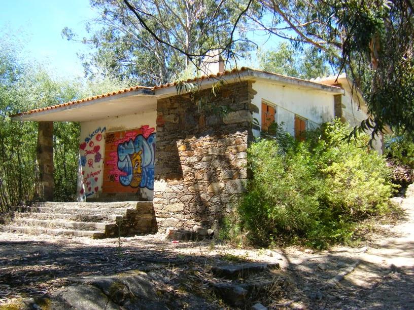 Casa Rural abandonada perto da Praia