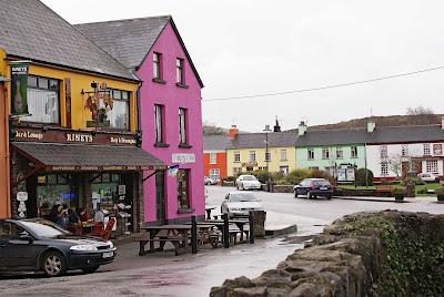 Irish town