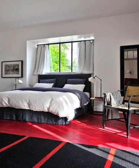 Dormitorio Rojo ~ Dormitorios de color rojo Dormitorios colores y estilos