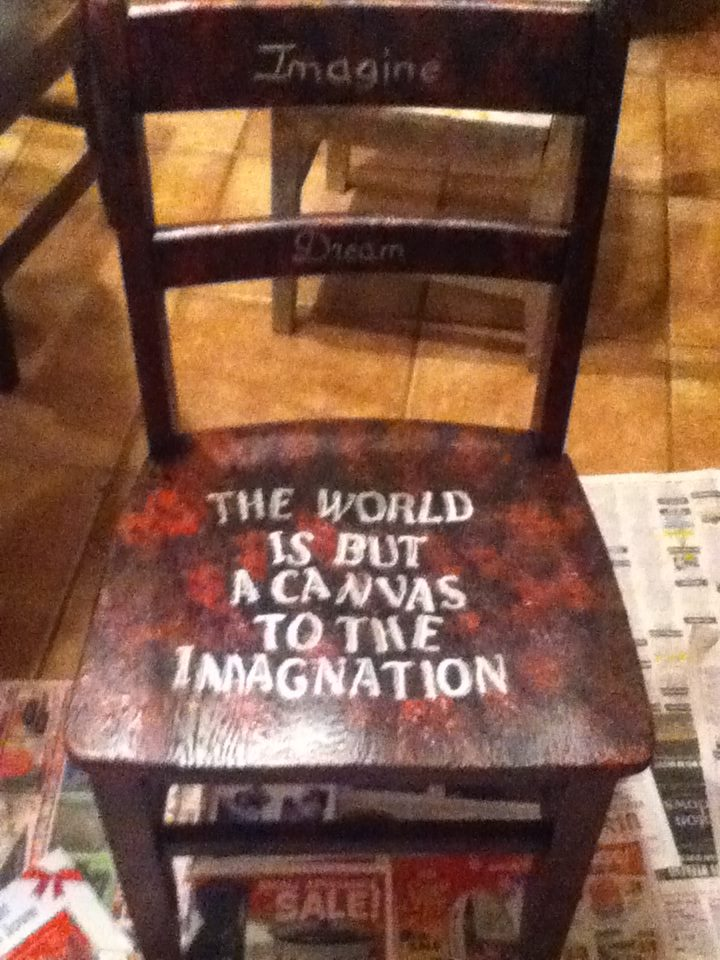 Chair Art (Customized_