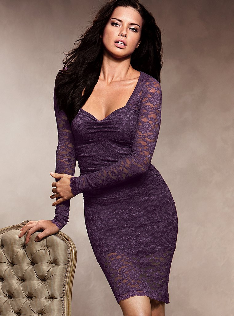 Adriana Lima 51 Caption: Someday, Guys, You'll Be Mature Enough To Understand