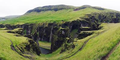 Cânion Fjadrargljufur – Islândia