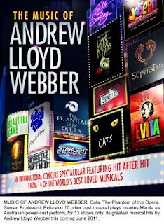 The Music of Andrew Lloyd Webber Manila