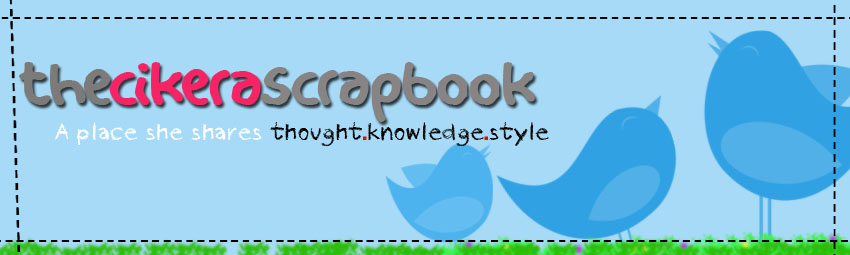 thecikerascrapbook