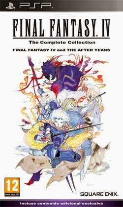 Download Final Fantasy IV The Complete Collection PSP ROM Single Link