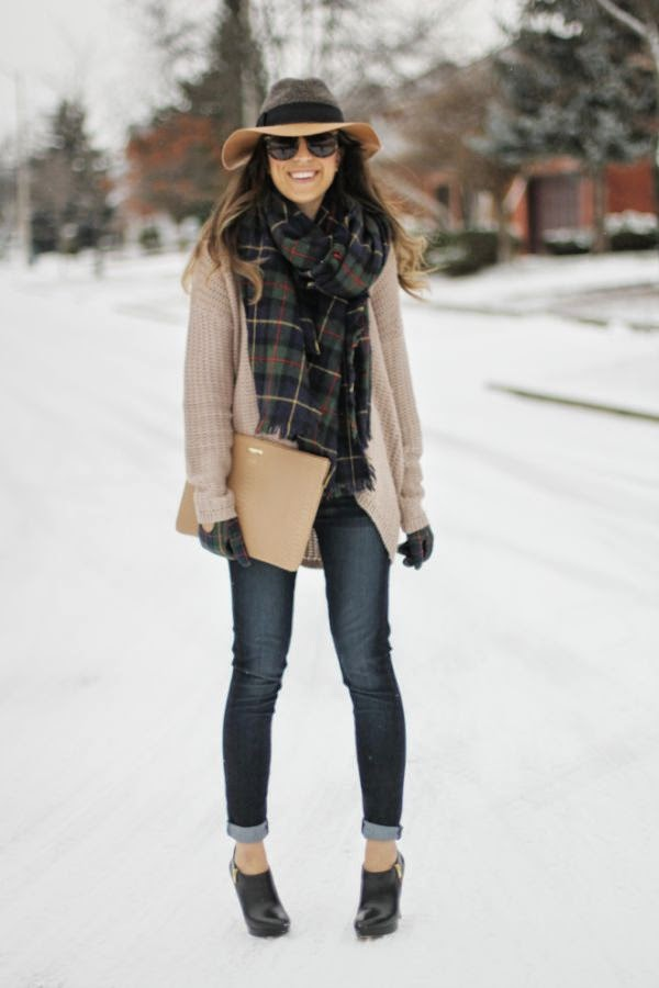 27 Cute Winter Street Style Outfits ‹ ALL FOR FASHION DESIGN