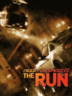 Need For Speed The Run For 240x320 Full Touchscreen Java Mobile Game free Spacytrinity Image