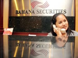 lowongan kerja bahana securities 2012