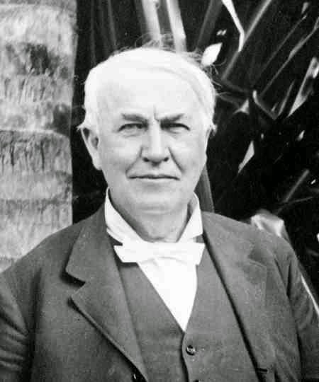 Scientist : Thomas Alva Edison