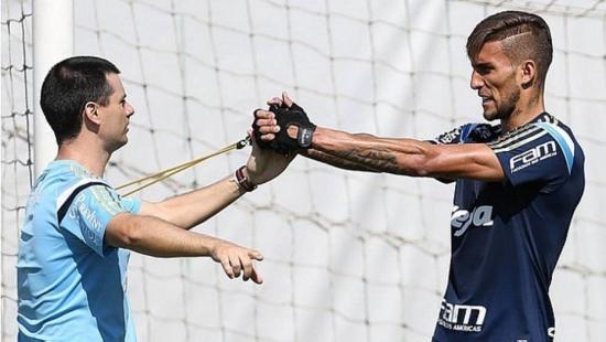 Rafael Marques é o vice-artilheiro da equipe em 2015, com 11 gols em 32 jogos