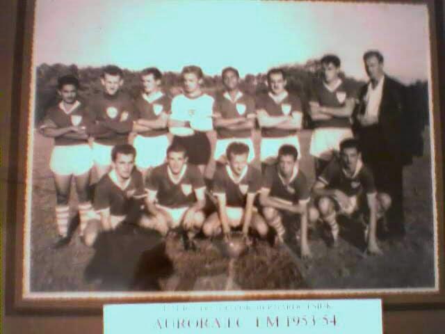 1953-54 Aurora Futebol Clube