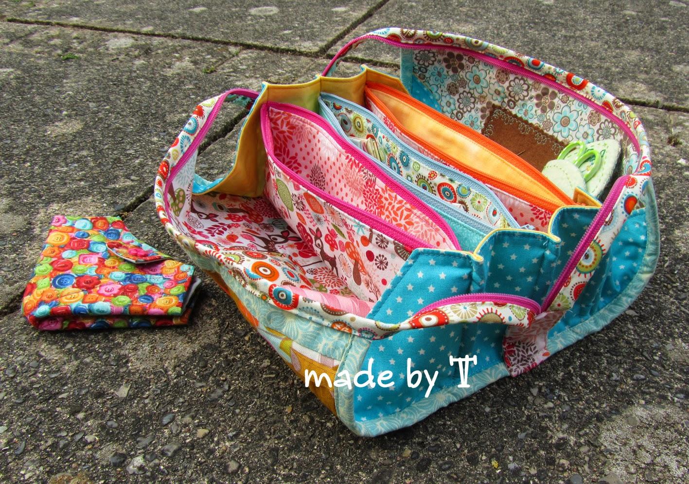 Indretning af Sew Together Bag