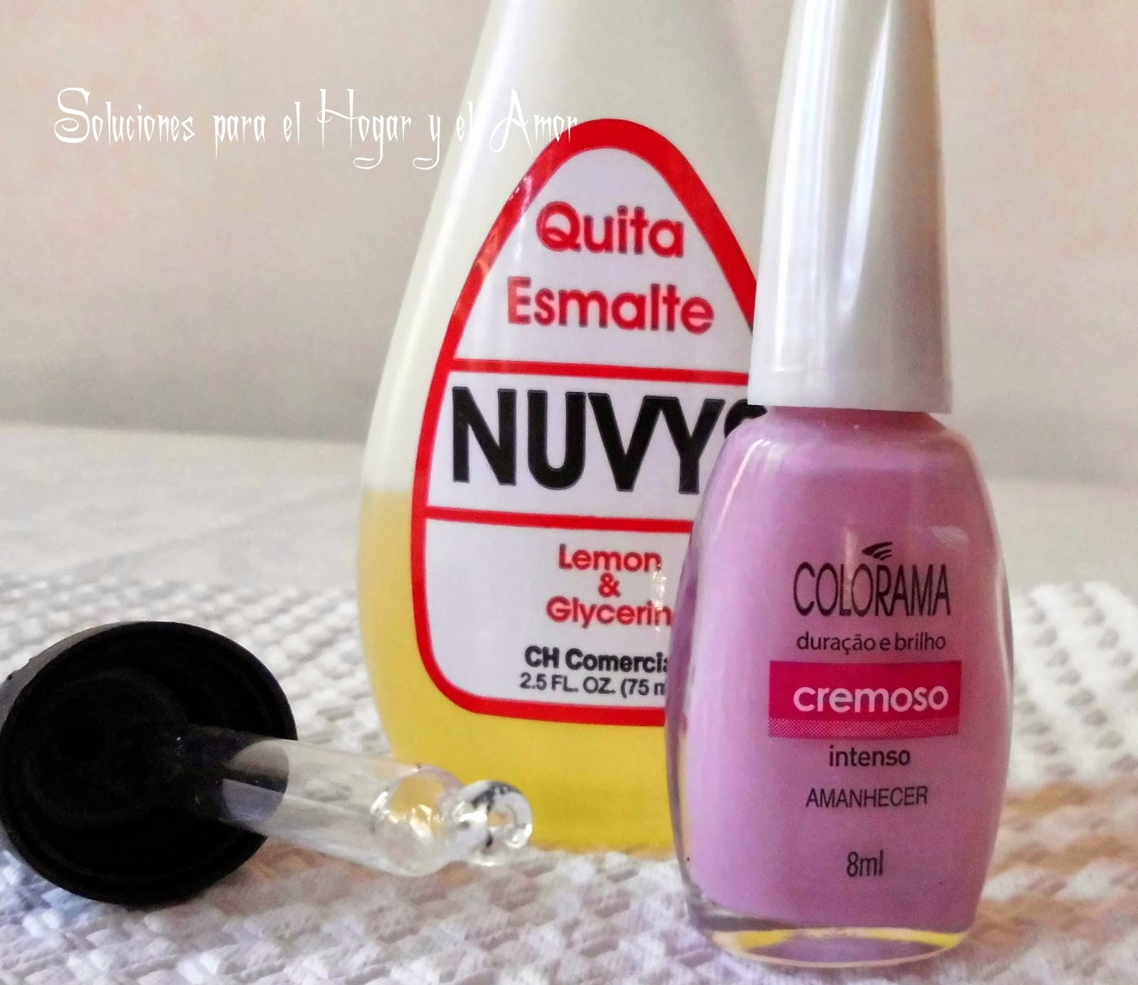 Prolongar la vida útil del esmalte de uñas