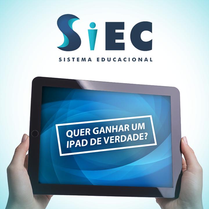 Promoção SIEC e um iPad de VERDADE!