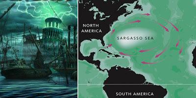 7 Zona Perairan yang di Anggap Misterius