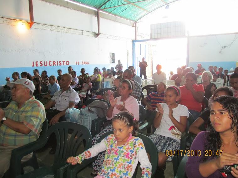 CAMPAÑAS DE MILAGROS LOS DOMINGOS DE 9AM  A 12PM