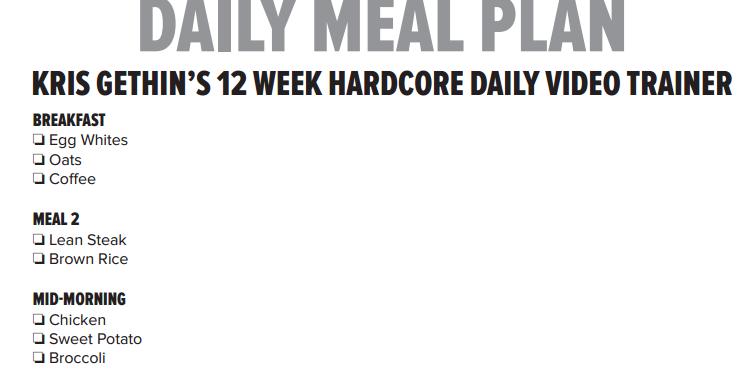 kris gethin meal plan pdf