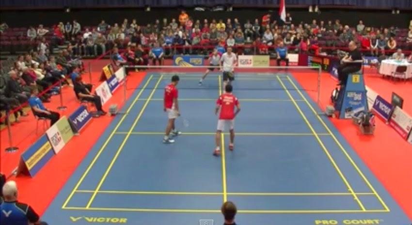 Austria Open Badminton 2015