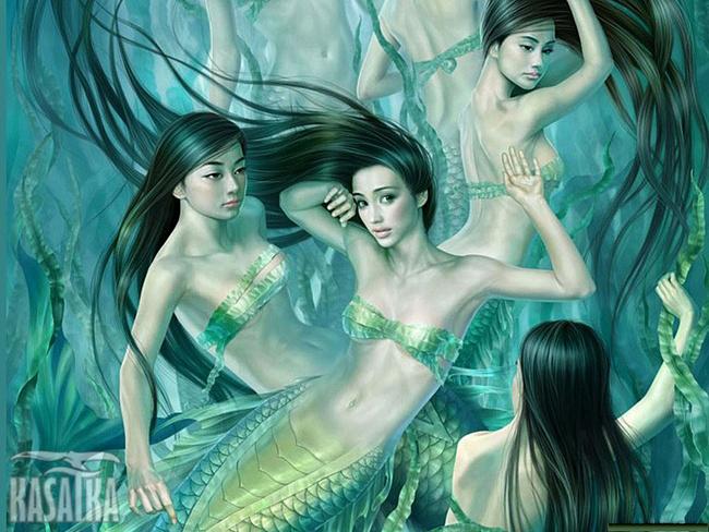 KASATKA - дух свободы: Морские монстры