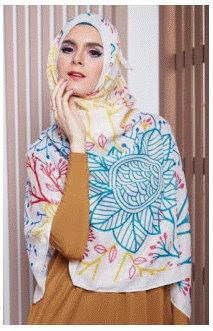Kumpulan Gambar Hijab Modern Zoya