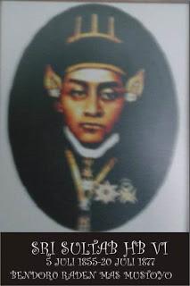 Sultan Hamengku Buwono VI